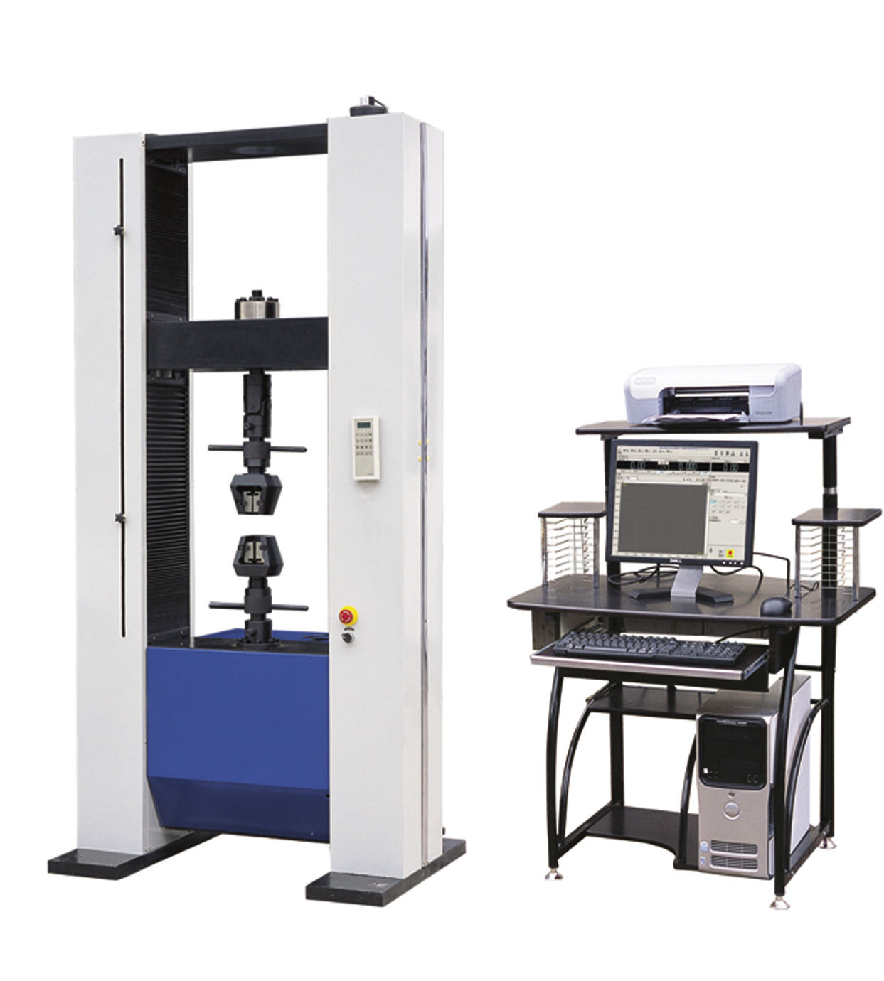 Universal testing machine / multi-parameter / electromechanical ...