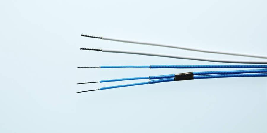 Resistance temperature sensor / platinum resistive / fixed / 2-wire ...