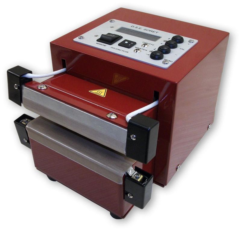 Sachet Impulse Sealer / Table Top   1510TS