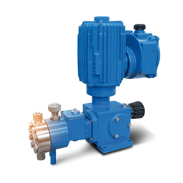 Chemical pump hydraulically operated normal priming diaphragm chemical pump hydraulically operated normal priming diaphragm fc ccuart Gallery