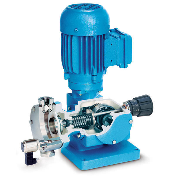 Chemical pump electric diaphragm mechanically operated chemical pump electric diaphragm mechanically operated ccuart Gallery