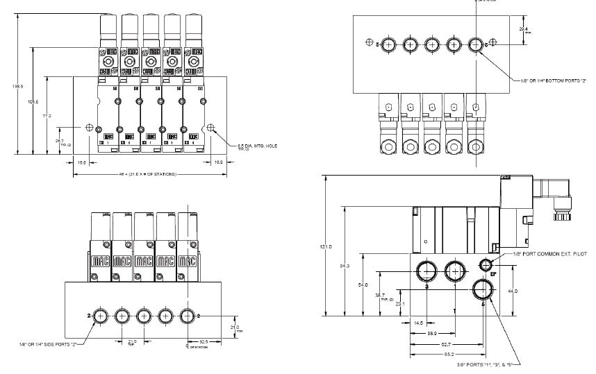 Mac pneumatic valve wiring diagram new wiring diagram 2018 poppet pneumatic directional control valve pilot operated eaton wiring diagrams mac pneumatic valve wiring diagram asfbconference2016 Gallery