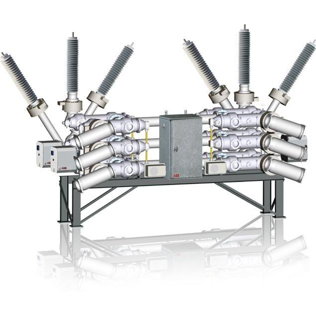 Primary switchgear / high-voltage / hybrid / power distribution - 40