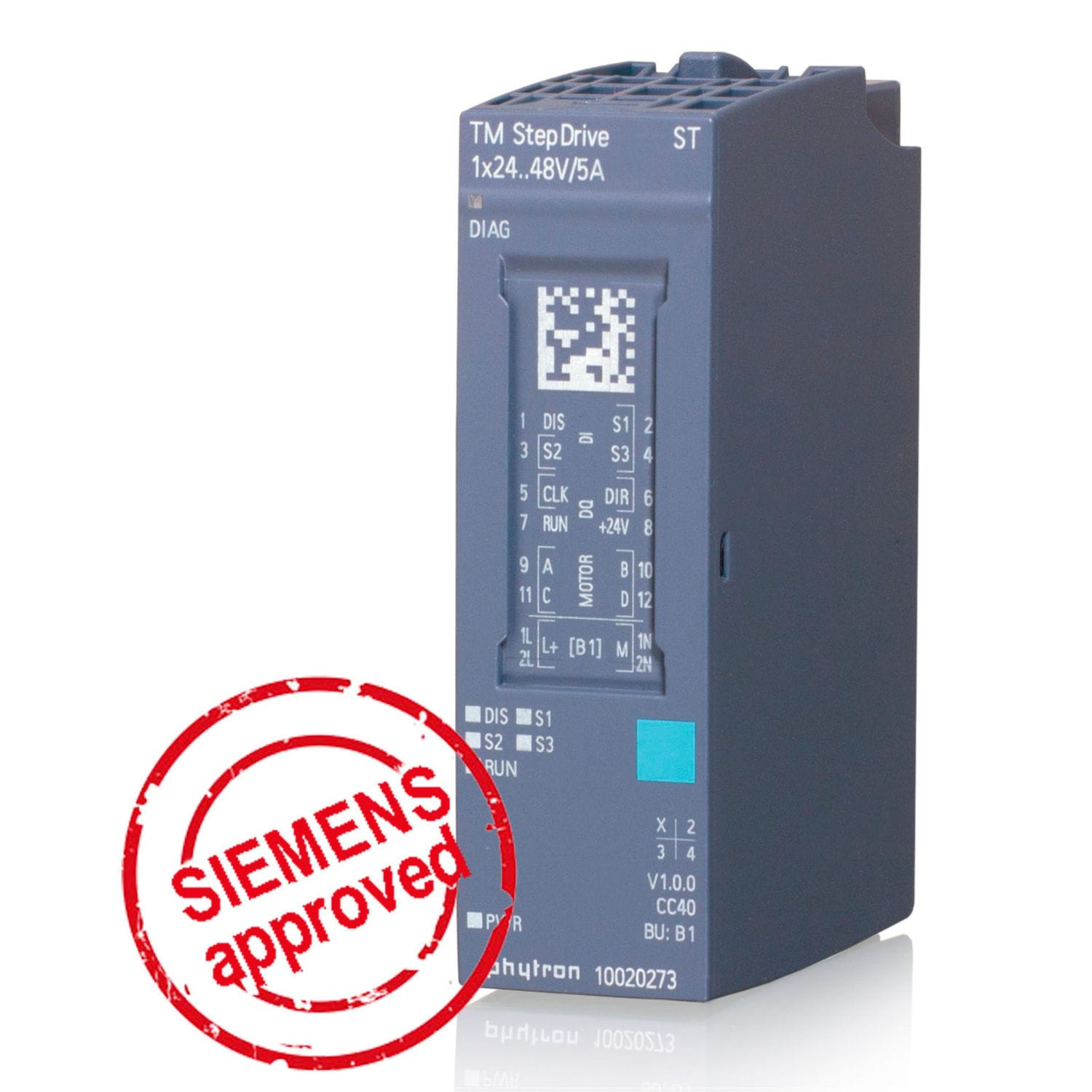 DC motor controller / two-phase stepper / digital / programmable