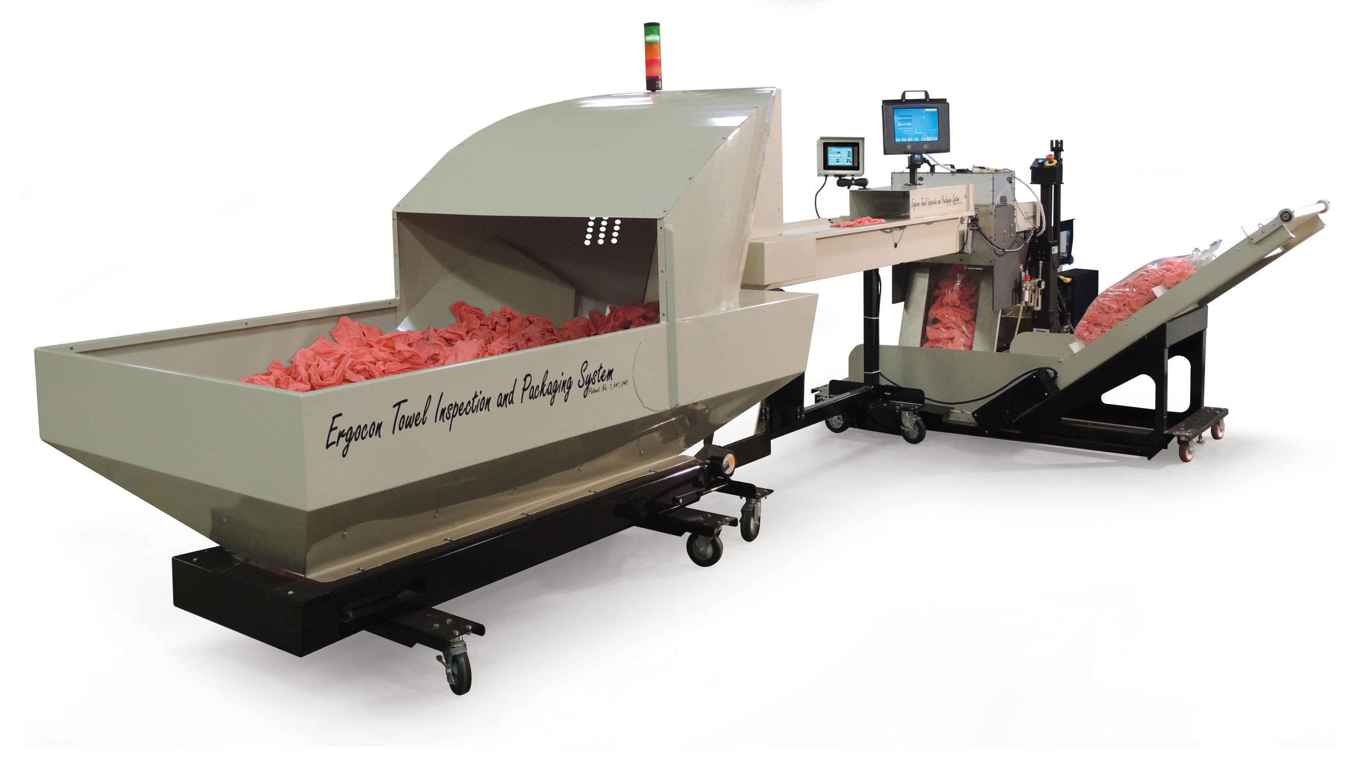 Horizontal Bagging Machine Ffs For Bulk Materials Packaging