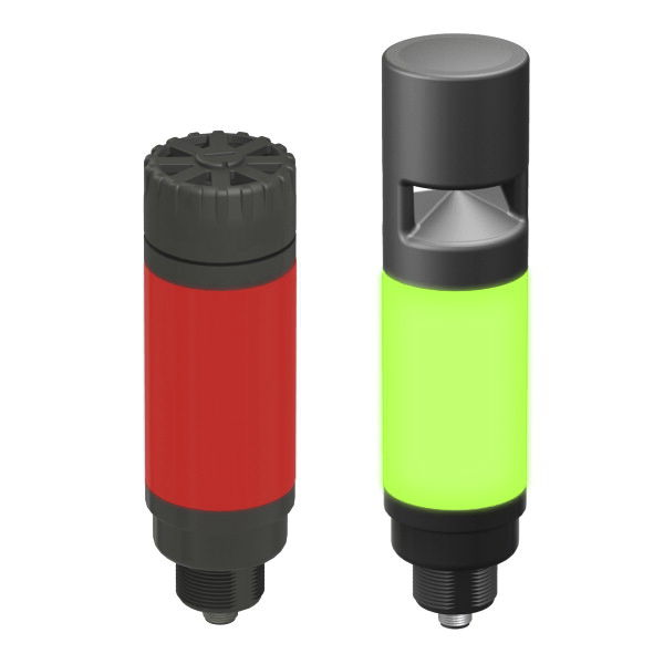 LED stack light / explosion-proof / with audio signal - CL50 ...