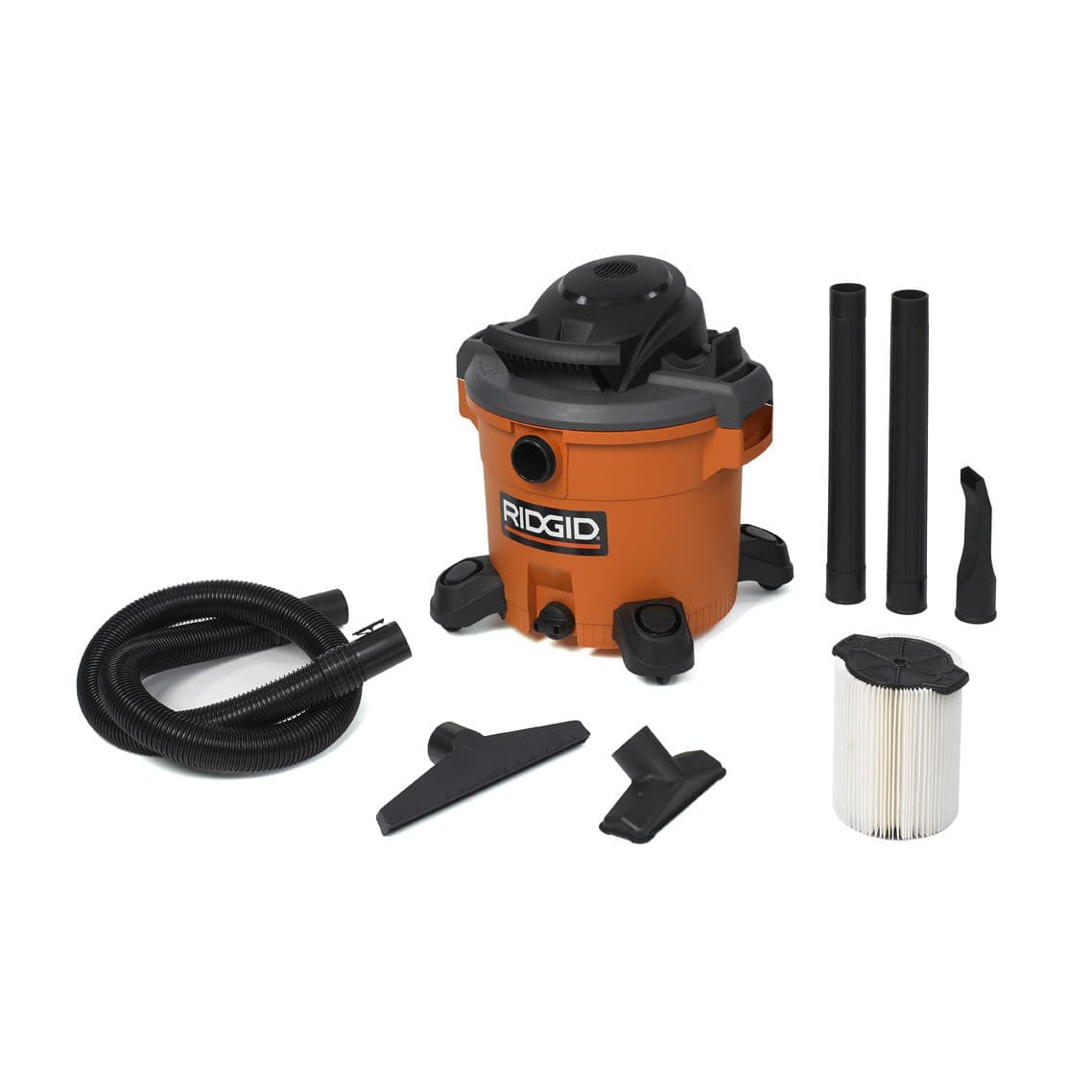 Wet And Dry Vacuum Cleaner Single Phase Industrial Mobile