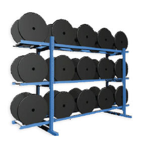 Marvelous Coil Storage Carousel   Rack