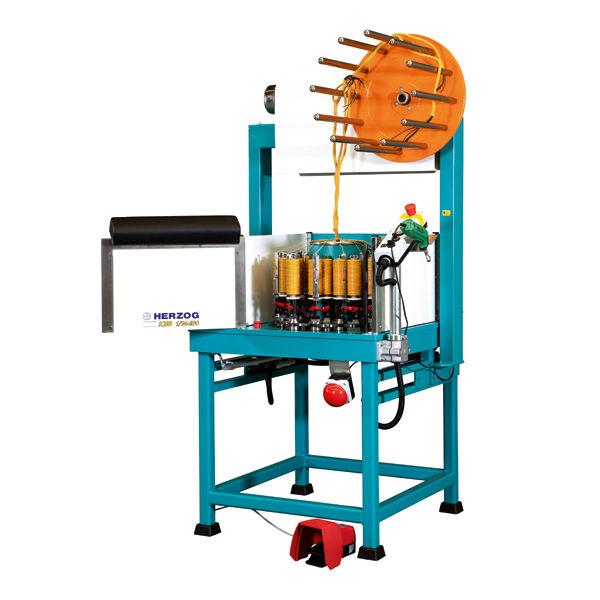 Wire braiding machine - KBB 100 - August HERZOG Maschinenfabrik