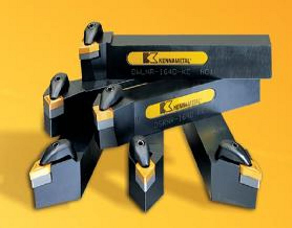 kennametal tools. external turning tool / insert - kenclamp™ series kennametal tools l