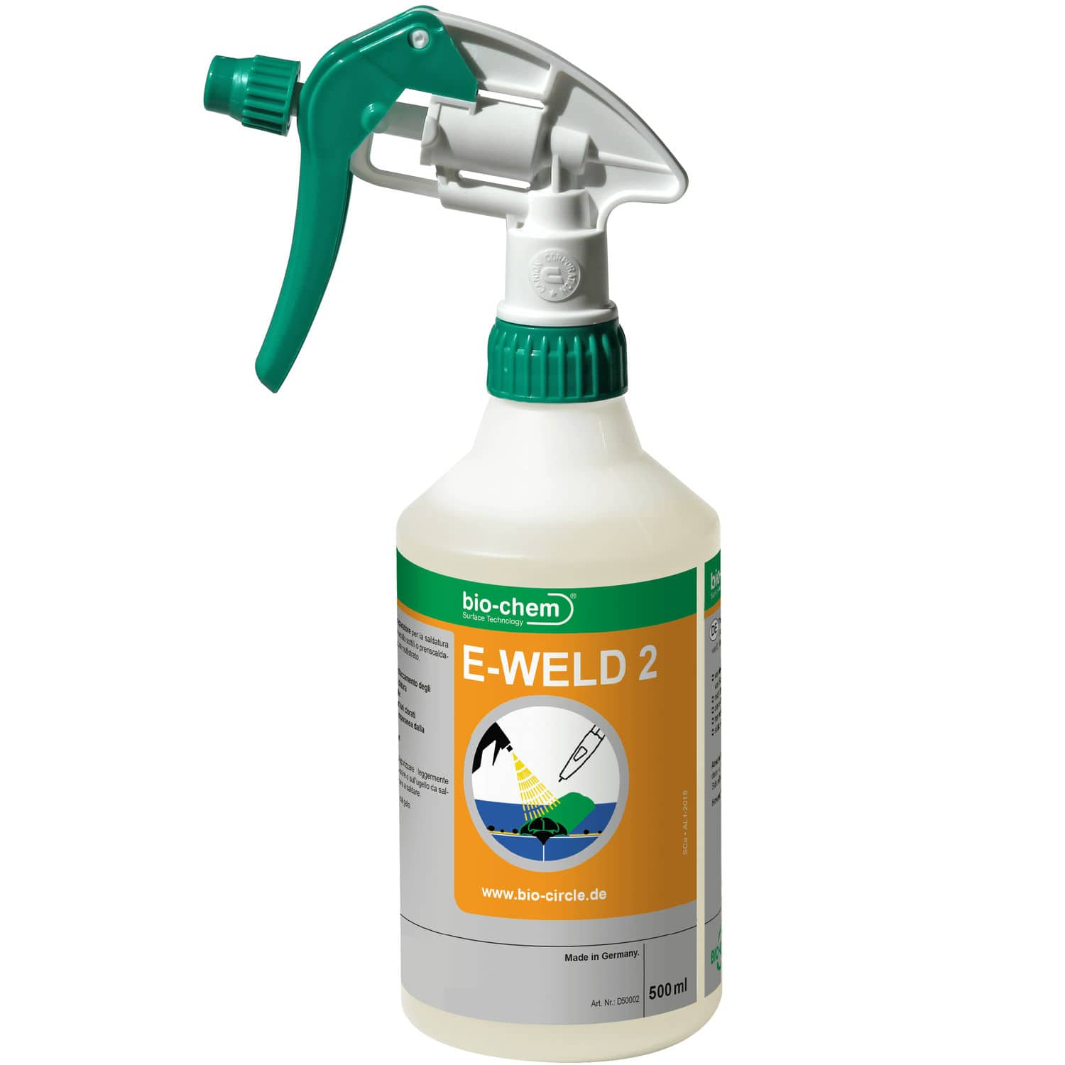 Cleaning spray / corrosion protection / with galvanizing compound