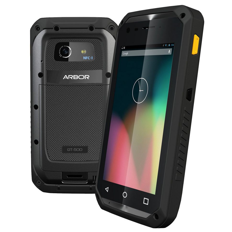 Rugged Pda Android 7 Edge Gsm Gladius Gt 500