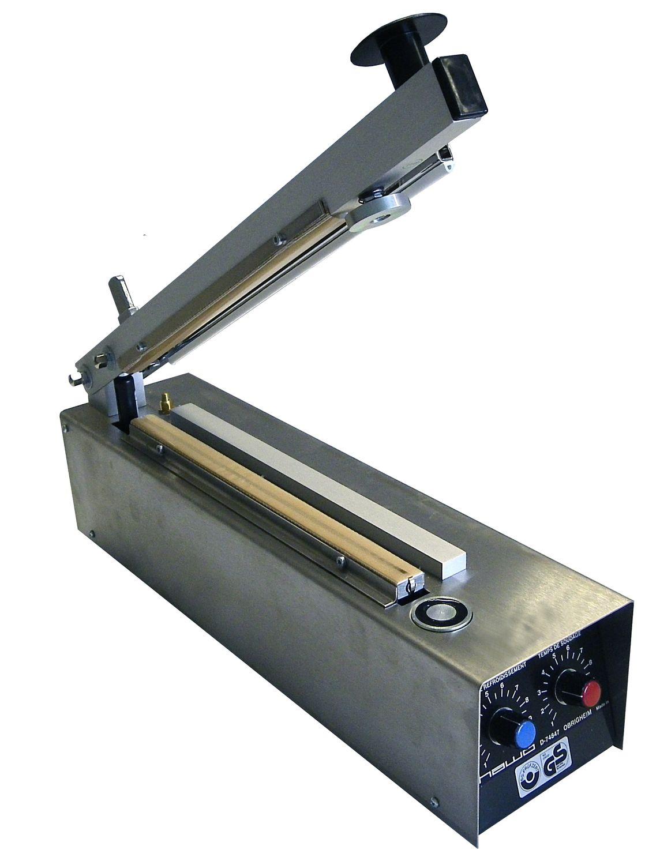 Sachet Impulse Sealer / Manual / Table Top HPL BMS 300, HPL BMS 500