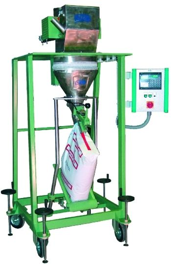 Bag Filling Machine Multi Container For Powders Granulates
