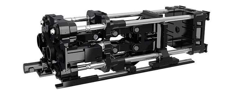 Horizontal injection molding machine / electric - TN-E series