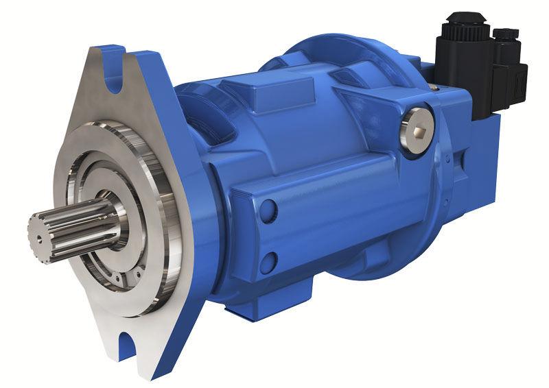 Axial piston hydraulic motor - M series - POCLAIN HYDRAULICS