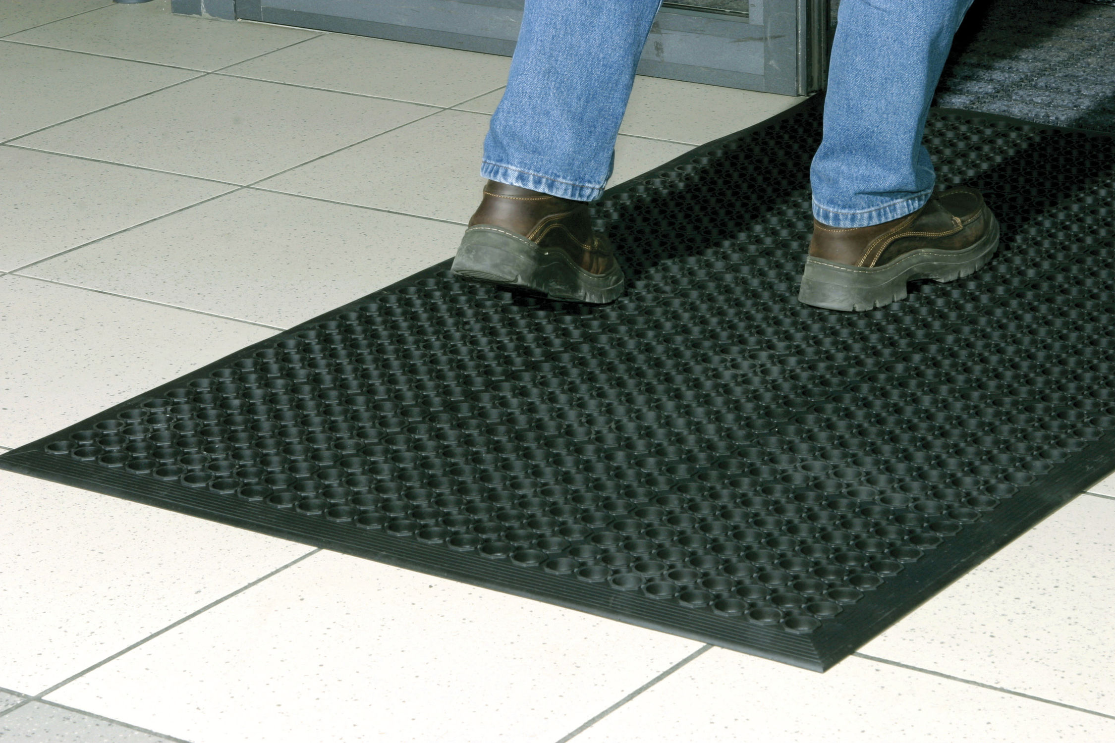 Rubber Grating Nonslip M MPR IDS - Rubber grate flooring
