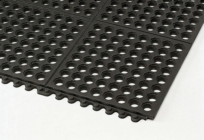 Rubber Grating MB MBPR MBGRIP IDS - Rubber grate flooring