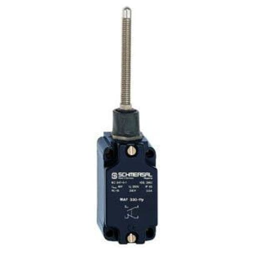 ATEX position switch / IP65 / explosion-proof / with plunger
