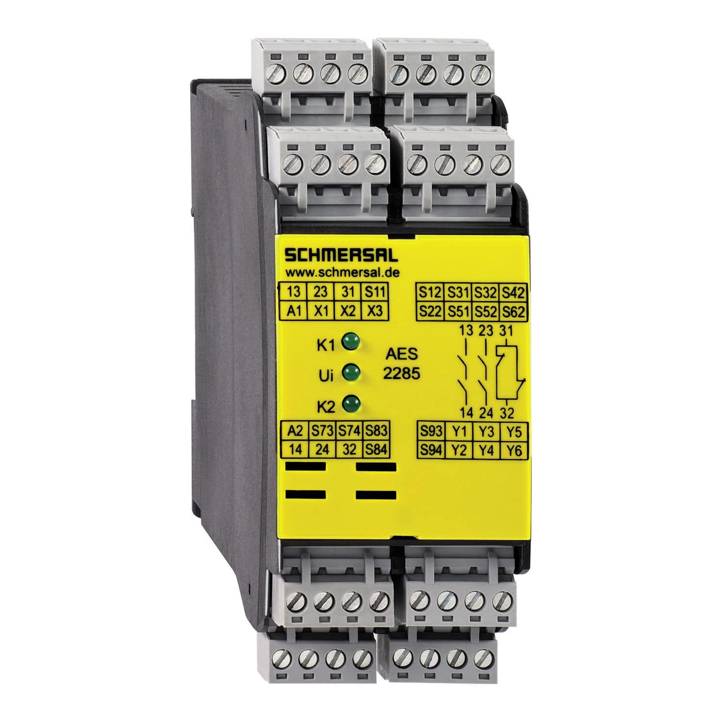 safety relay - AES 2285
