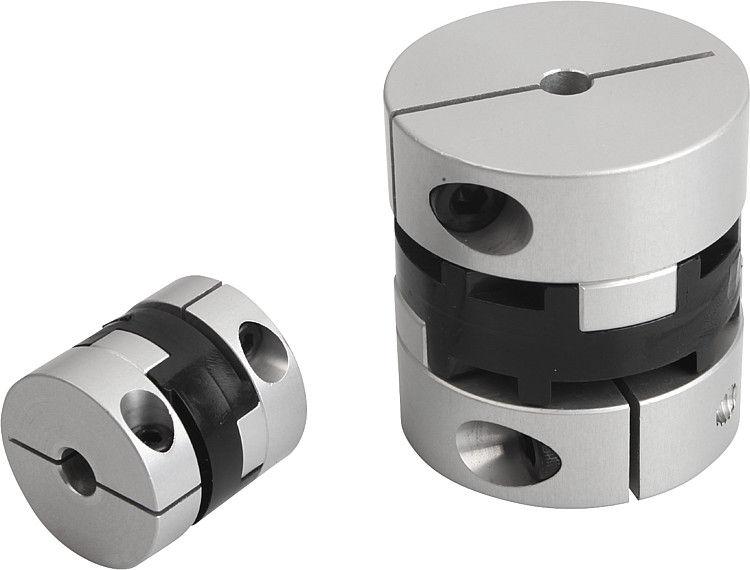 Oldham coupling / aluminum - 23030 - norelem