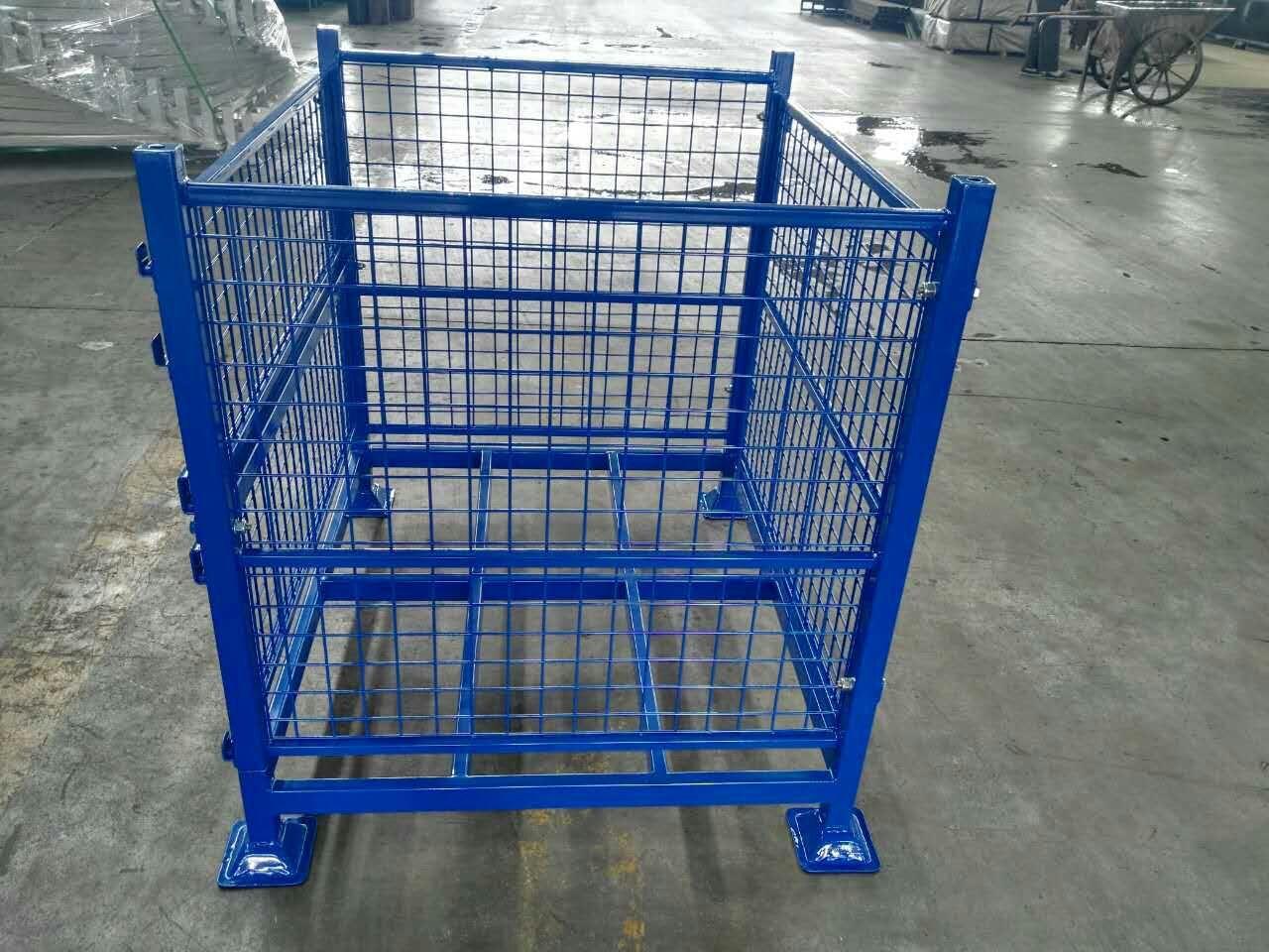 plastic pallet box / wire mesh / storage & Plastic pallet box / wire mesh / storage - UN-PB0801 - Jiangsu Union ...