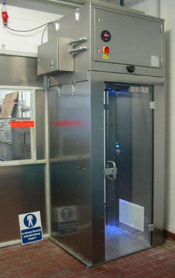 shower indoor air jeti air