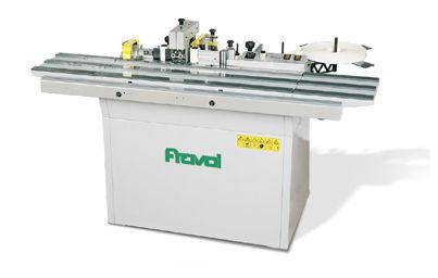Edge-trimming machine - VG2 - Fravol Export