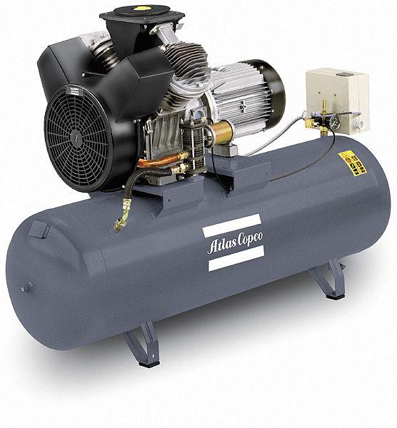 Air compressor / stationary / piston / oil-free - LF series ...