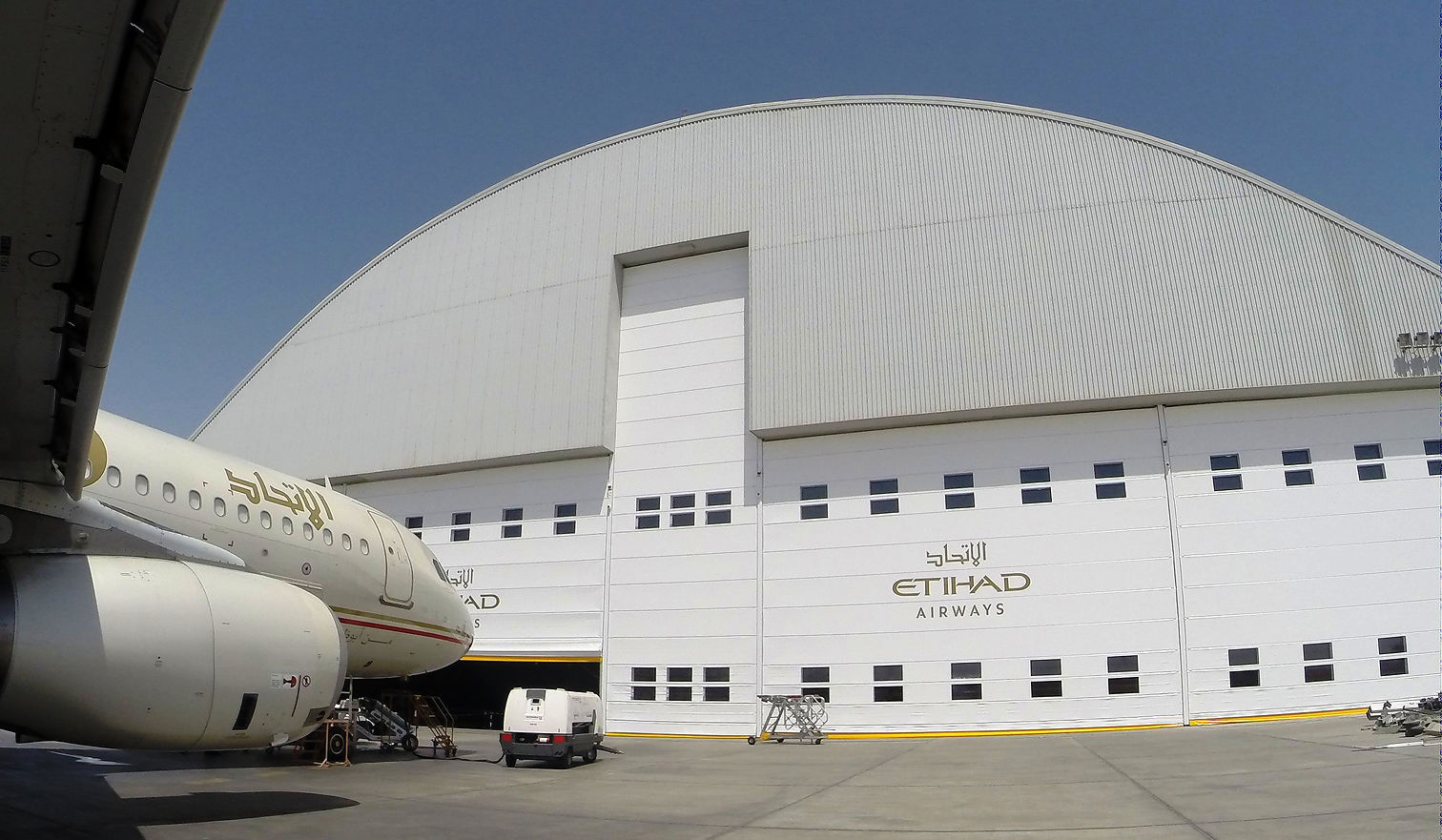 Fold-up doors / for civil and military aviation / hangar / fabric Jumbo jet ... & Fold-up doors / for civil and military aviation / hangar / fabric ... Pezcame.Com