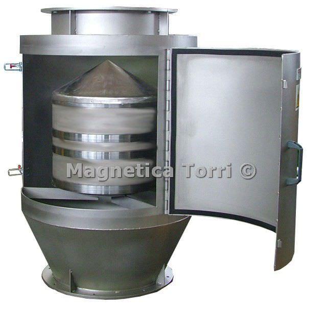 Magnetic tube separator tmx magnetica torri srl magnetic tube separator tmx publicscrutiny Choice Image