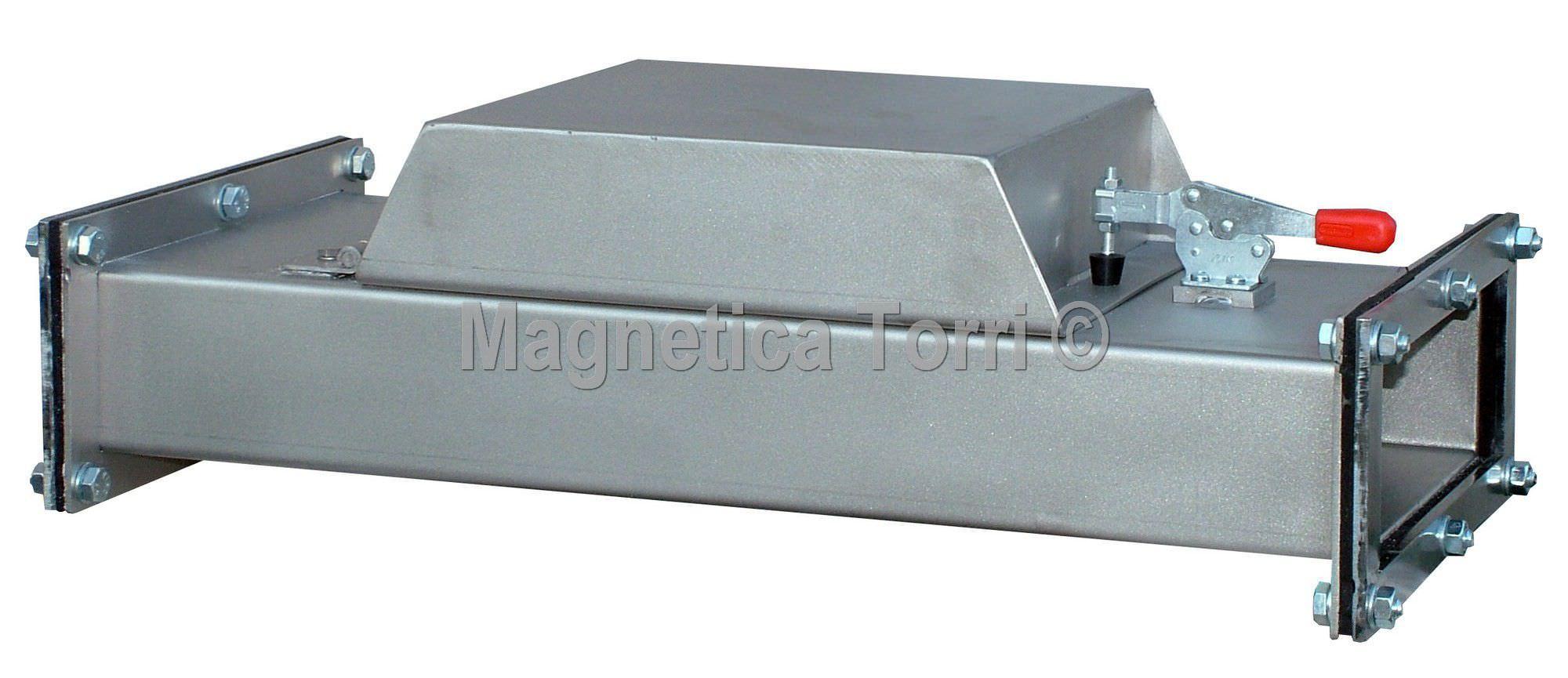 Magnetic tube separator tmx magnetica torri srl magnetic tube separator tmx magnetica torri srl publicscrutiny Choice Image