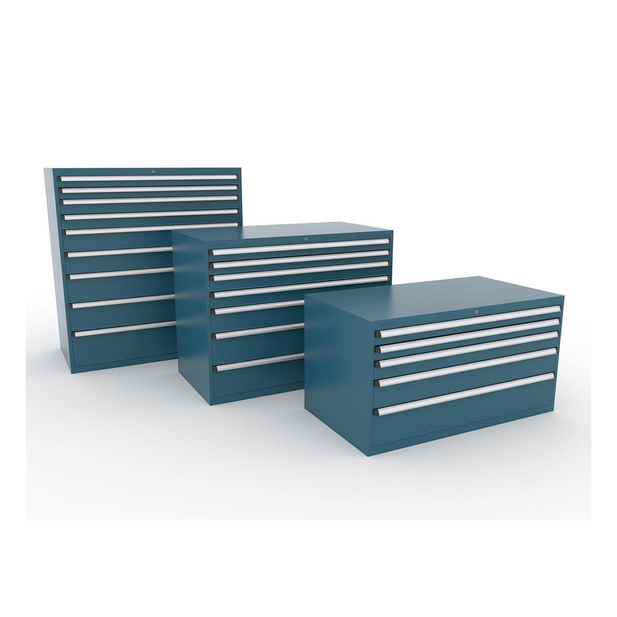 Storage Cabinet / Free Standing / Multi Drawer / Metal   143 Series
