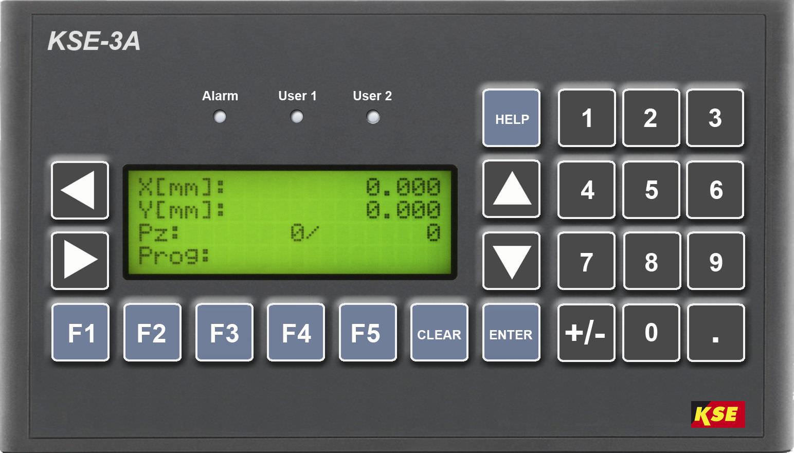 3 Axis Cnc Controller Compact Kse 3a
