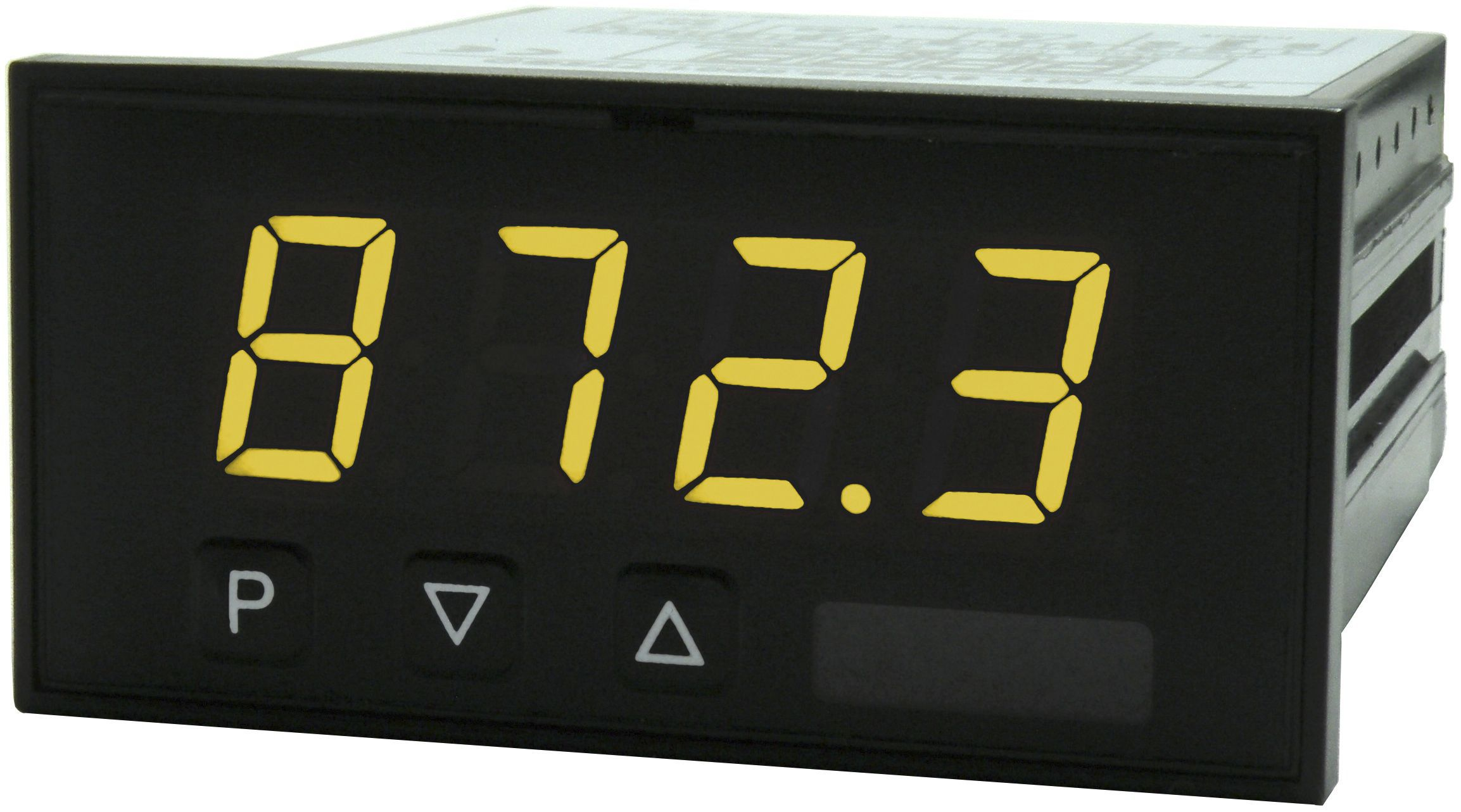 Dc Voltage Indicator 4 Digit 7 Segment Led 48x24 72x36 Digital Main