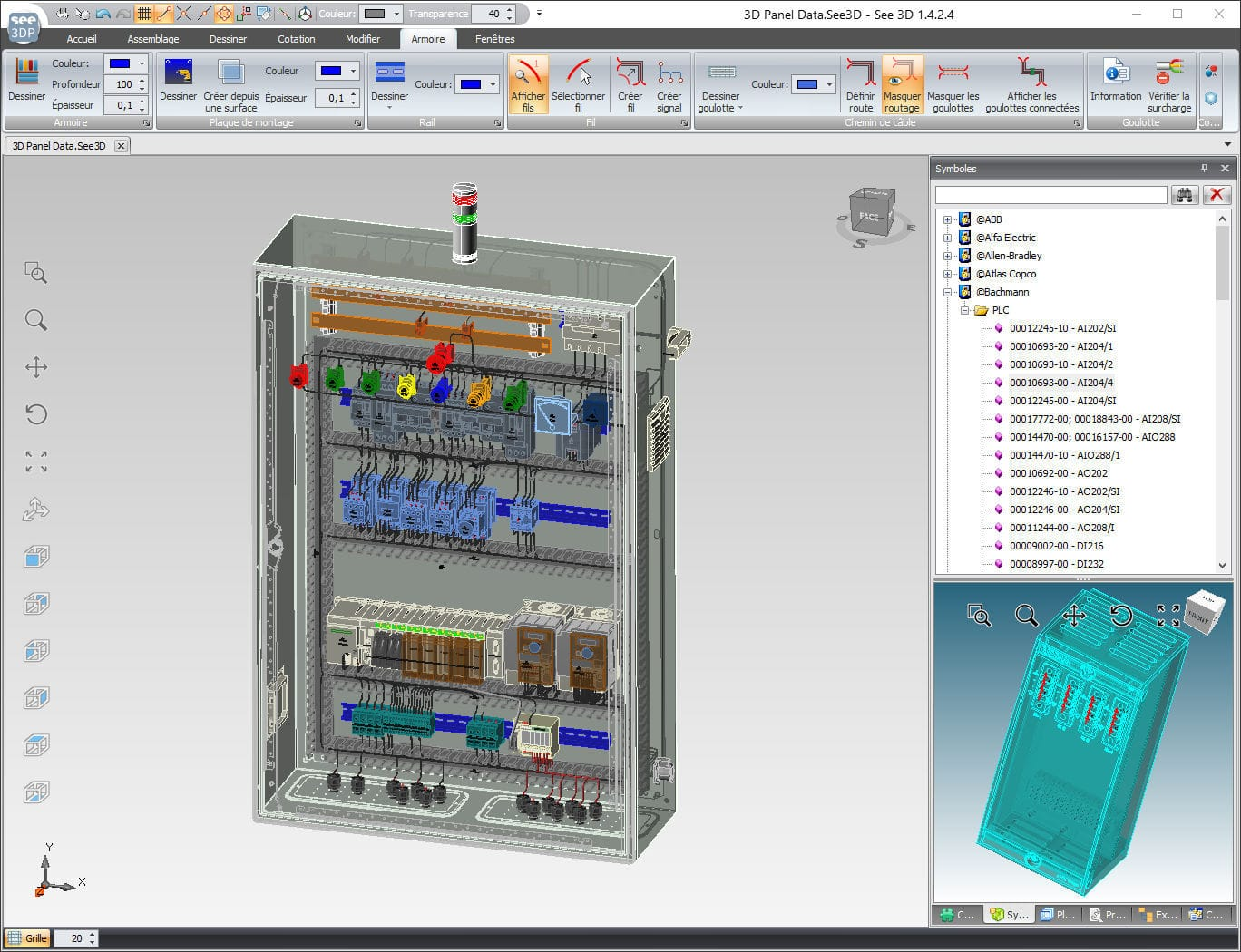 Excellent Electrical Diagram Software Visualization 3D 2D See Wiring Digital Resources Otenewoestevosnl