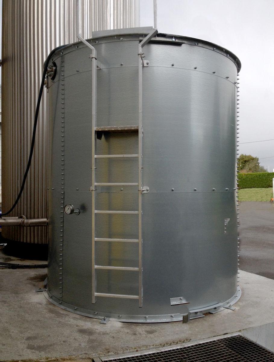 777b5b4c44551 Drinking water tank   metal   storage   vertical - FRANCEMETAL GALCO ...