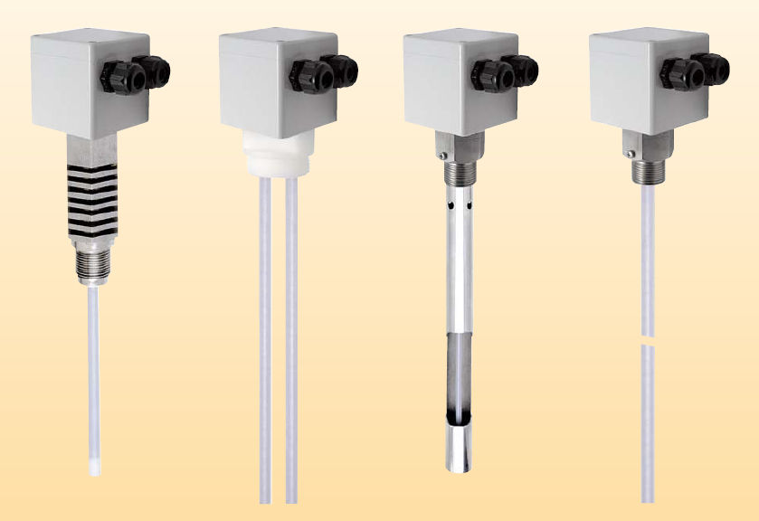 Capacitive level sensor / for liquids / for storage tanks - NMC ...