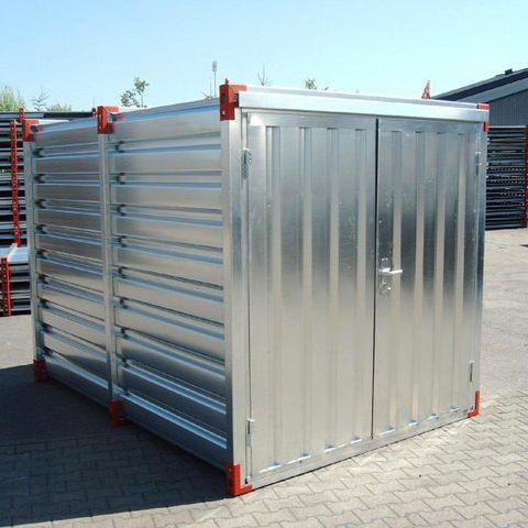 Sheet metal storage container FCA Series ELKOPLAST CZ sro
