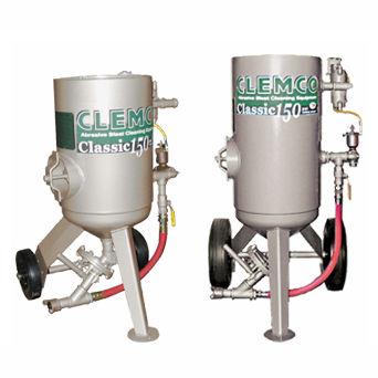 pressure sandblasting machine manual mobile 1642 1648 rh directindustry com Clemco Blasting Helmets Clemco Sandblasting Equipment