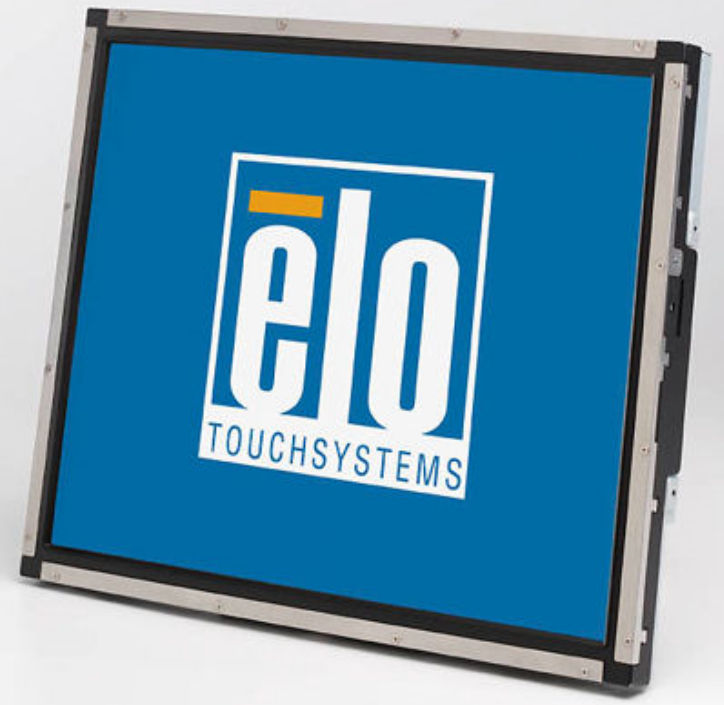Monitor with touchscreen / 1024 x 768 / open-frame / waterproof - 15 ...