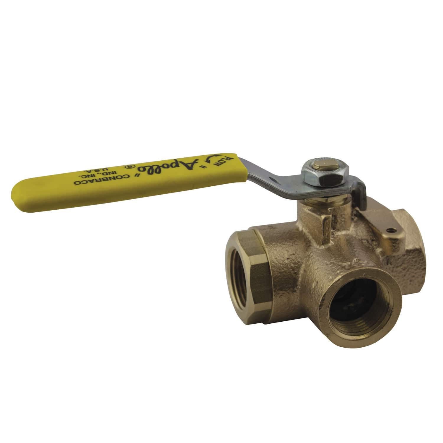 Ball valve / lever / control / for water - 70-600 - Conbraco Industries