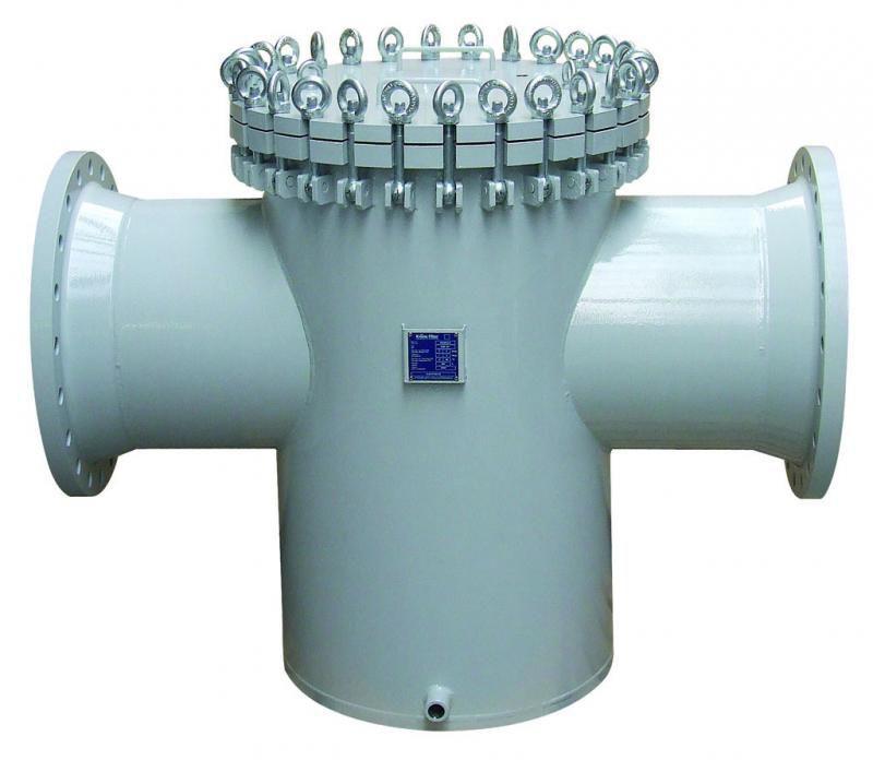 gas filter liquid strainer kwf krone filter solutions gmbh - Basket Strainer