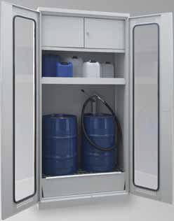Storage Cabinet Floor Mounted Double Door Shelf Chs 2fas 950 Gl