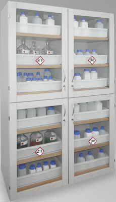 Storage Cabinet Floor Mounted Hinged Door Shelf Sls 1200 Gl 12