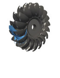 CFD software / for turbomachinery / rotating machinery