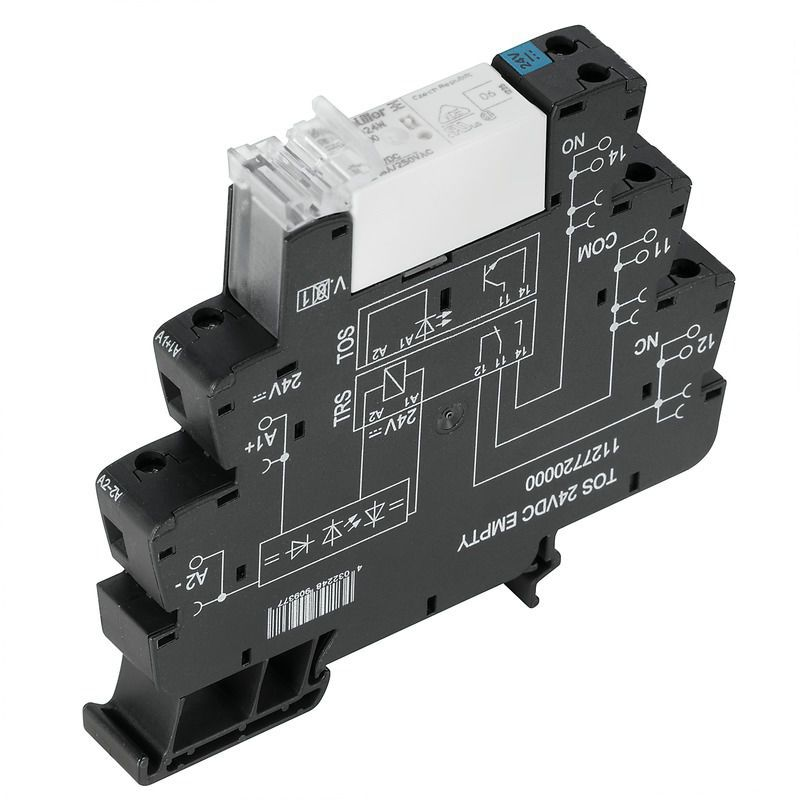 Interface solid state relay slim TERM series Weidmller