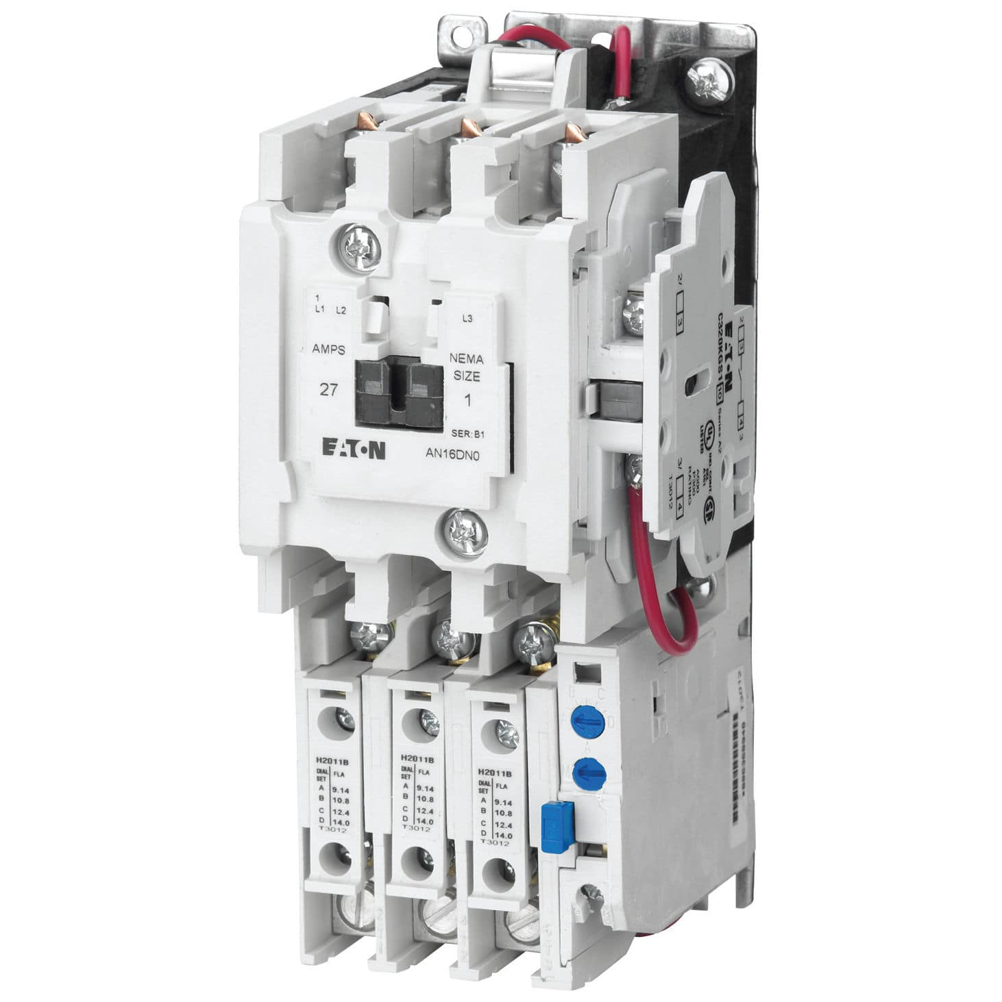 Thermal Protection Relay  Threephase  Automatic Reset  Manual - Protection relays and circuit breakers