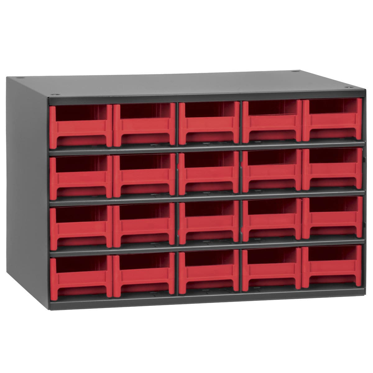 Storage cabinet / floor-mounted / with drawer / steel - 19 series ...