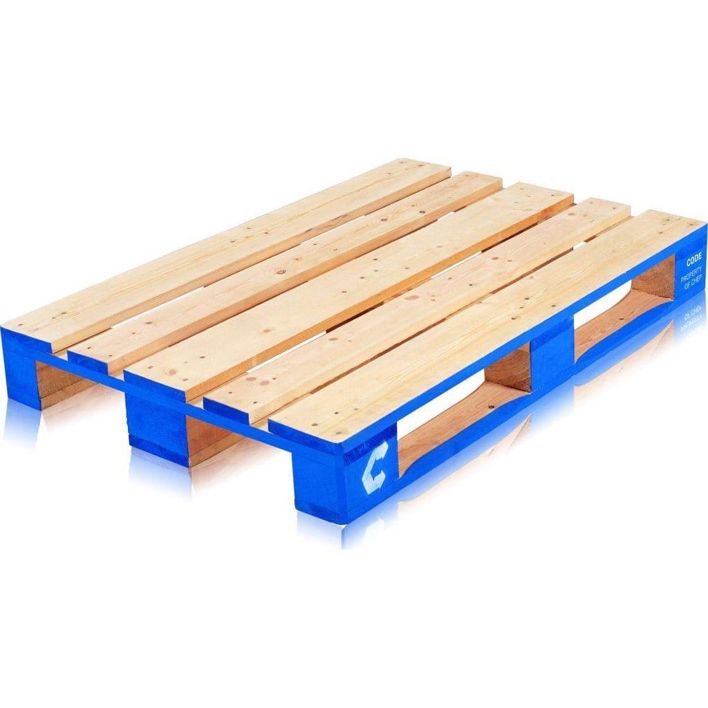 Wooden Pallet Euro Heavy Haul
